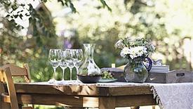 Weißwein-Weinschläuche bis 5 Liter