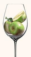Gr�ner Apfel