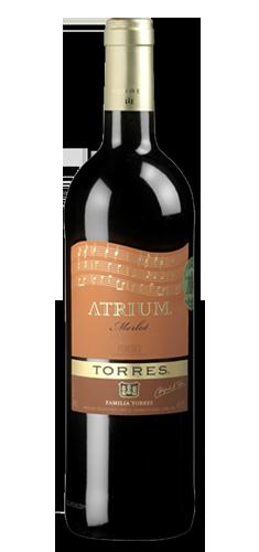 TORRES Atrium Merlot 2015