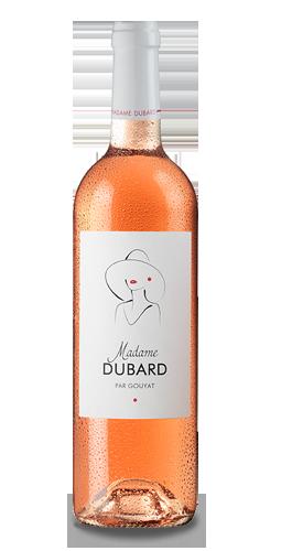 MADAME DUBARD Rosé 2017