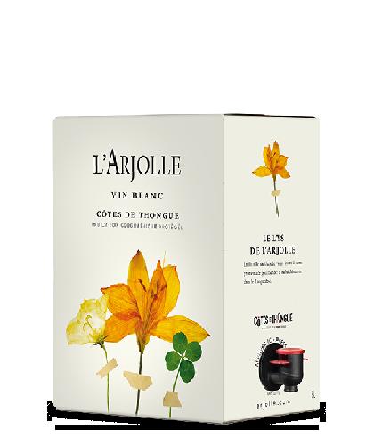 DOMAINE DE L'ARJOLLE Le Lys 2018 – 5Liter