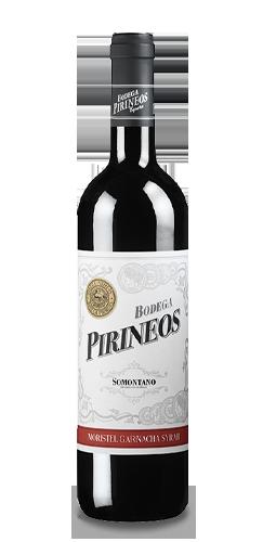 BODEGA PIRINEOS Tinto 2016