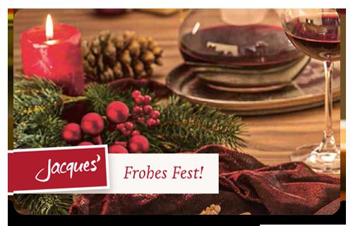 Frohes Fest - Kranz