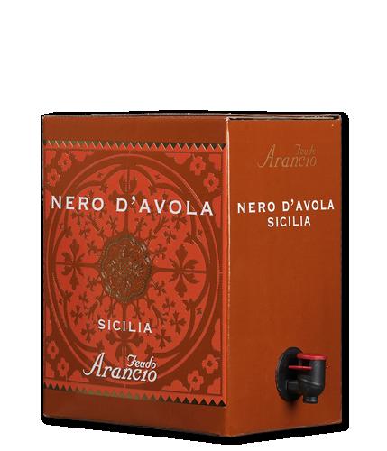 FEUDO ARANCIO Nero d'Avola 2017 – 5Liter