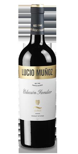 LUCIO MUÑOZ Colección Familiar 2014