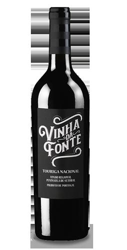 VINHA DA FONTE Touriga Nacional 2016