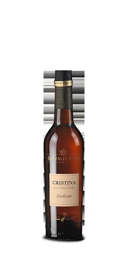 CRISTINA Sherry 0,375 L