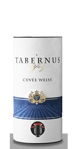 VILLA TABERNUS Cuvée Weiss 2016 – 3Liter