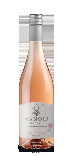 MANOIR GRIGNON Rosé 2017