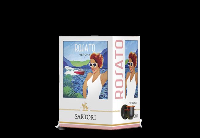 SARTORI Rosato 2018 – 5Liter