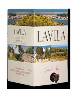 LAVILA Syrah Rosé 2016 – 10Liter