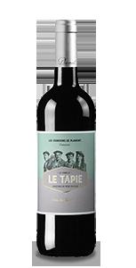 PLAIMONT Le Tapie Rouge 2015