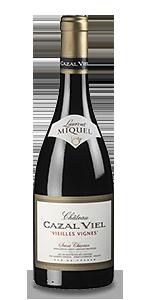 CHÂTEAU CAZAL VIEL Vieilles Vignes 2016