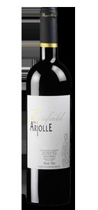 ARJOLLE Zinfandel 2015