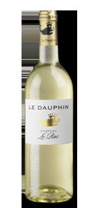 CHÂTEAU LE RAZ Le Dauphin 2017