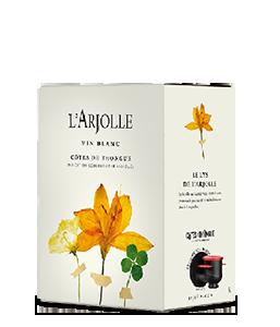 DOMAINE DE L'ARJOLLE Le Lys Blanc 2016 – 5Liter