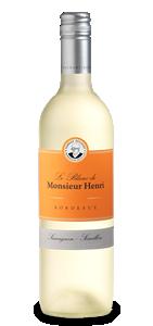 MONSIEUR HENRI Blanc 2017