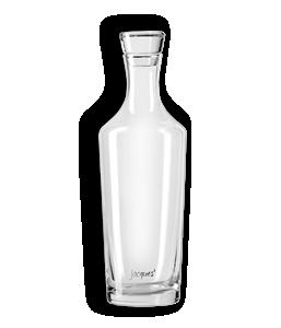 KARAFFE mit Glasstopfen 0,75L