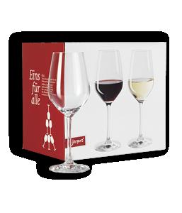 SCHOTT Glas 1 für alle 6er-Karton