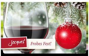 Frohes Fest - Kugel