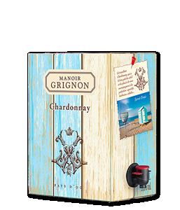 MANOIR GRIGNON Chardonnay 5 L 2014