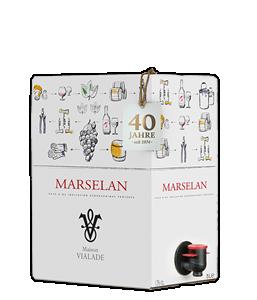 MAISON VIALADE Marselan 5 L 2013