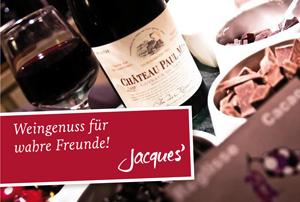 Weingenuss für wahre Freunde!