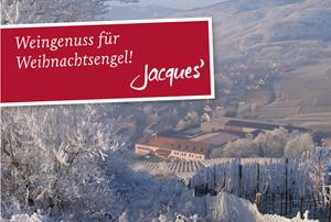 Weingenuss für Weihnachtsengel!