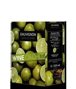 DAURÉ Limón Sauvignon 2017 – 5Liter
