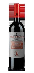 BARÓN DE LEY Club Privado Rioja 2014