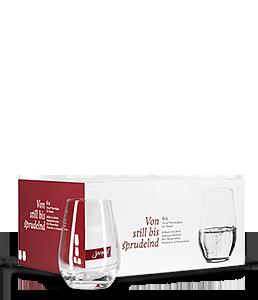 SCHOTT Wasserglas 6er-Karton