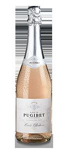 DOMAINE PUGIBET Rosé Alk.-frei 2016