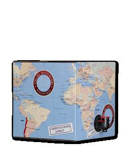 DAURÉ Planet Cabernet-Merlot 2015 – 5Liter
