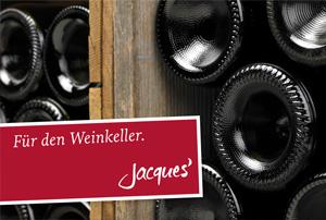 Für den Weinkeller.