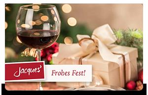 Frohes Fest - Geschenk
