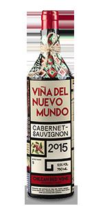 NUEVO MUNDO Cabernet Sauvignon 2015