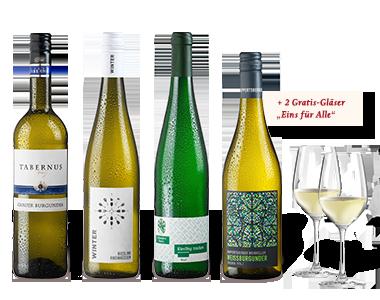 Probierpaket Deutsche Weißweine