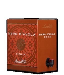 FEUDO ARANCIO Nero d'Avola 2015 – 5Liter