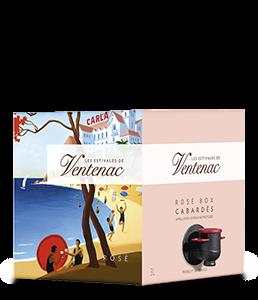 VENTENAC Rosé Box 2016 – 3Liter