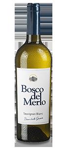 BOSCO DEL MERLO Sauvignon Blanc 2017