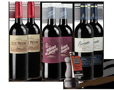 Probierpaket Rioja