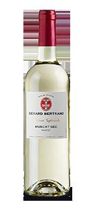 GÉRARD BERTRAND Muscat sec 2017