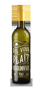 S'IL VOUS PLAIT Chardonnay 2018