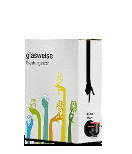GLASWEISE Grauburgunder 2018 – 3Liter