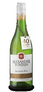 ALEXANDERFONTEIN Sauvignon Blanc 2014