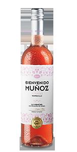 BIENVENIDO MUÑOZ Rosé 2014