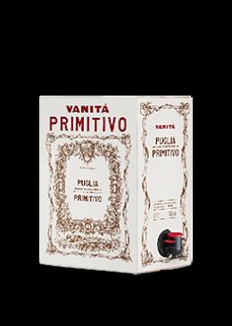 MESSAPI Primitivo 2018 – 5Liter