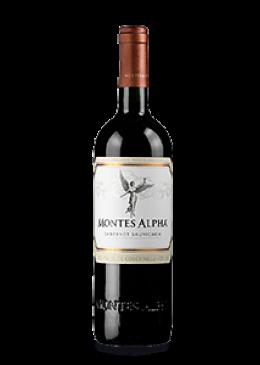MONTES Alpha Cabernet Sauvignon 2016