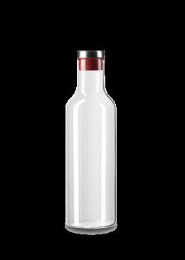 KARAFFE mit Silikonstopfen 1,0 L