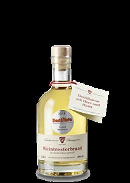 BAUMGARTNER Weintresterbrand 0,35L